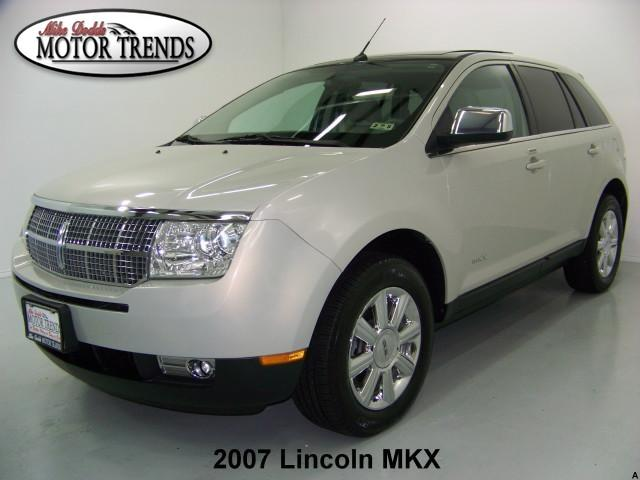 2007 Lincoln MKX for sale in Alvin TX
