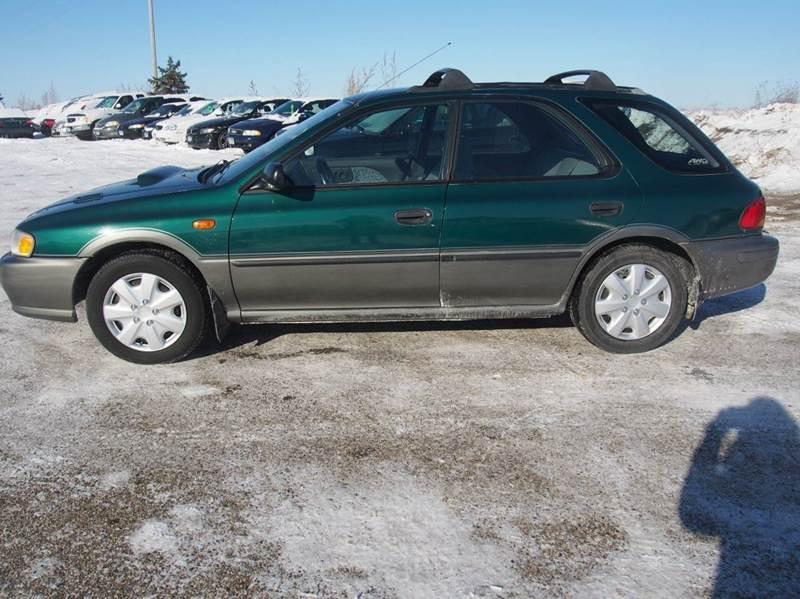 1997 Subaru Impreza Awd Outback Sport 4dr Wagon In