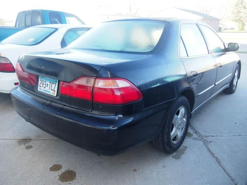 2000 honda accord ex v6 4dr sedan in shakopee mn quinn for Quinn motors shakopee mn