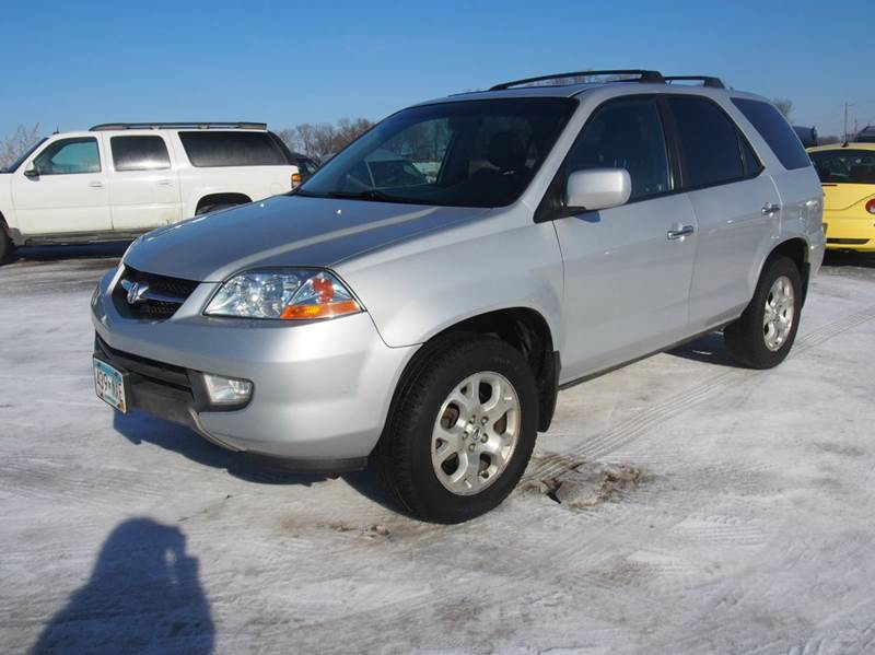 2002 Acura Mdx Awd Touring 4dr Suv W Navi In Shakopee Mn