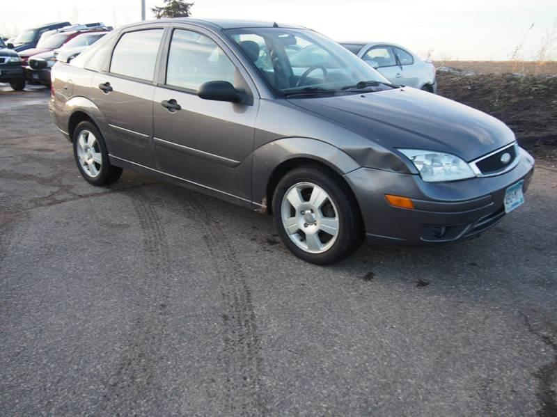 2007 ford focus zx4 ses 4dr sedan in shakopee mn quinn for Quinn motors shakopee mn
