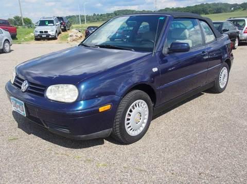 2001 Volkswagen Cabrio for sale in Shakopee, MN