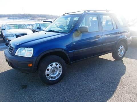 Used 1999 honda cr v for sale for Quinn motors shakopee mn