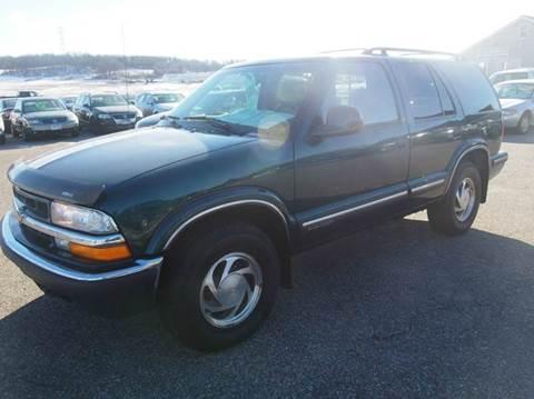 Chevrolet blazer for sale minnesota for Quinn motors shakopee mn