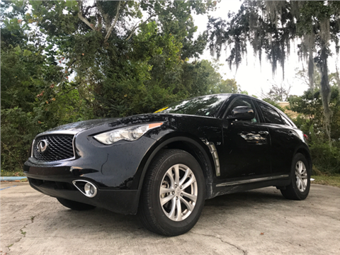 2017 Infiniti QX70 for sale in Gulfport, MS