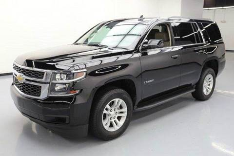 2017 Chevrolet Tahoe for sale in Gulfport, MS