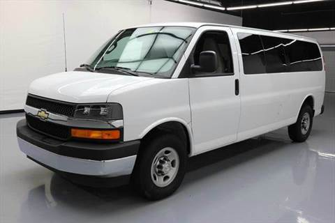 2017 Chevrolet Express Passenger for sale in Gulfport, MS