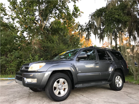 2004 Toyota 4Runner for sale in Gulfport, MS