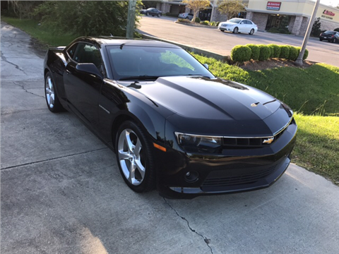 2015 Chevrolet Camaro for sale in Gulfport, MS