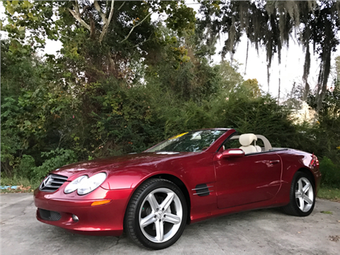 Mercedes benz sl class for sale mississippi for Knauz mercedes benz