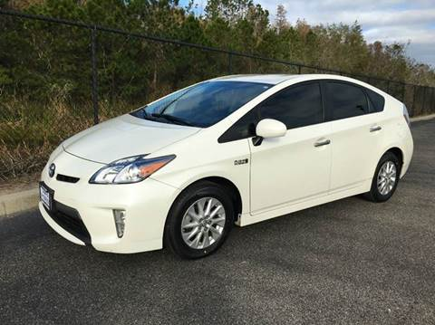 used toyota prius plug in hybrid for sale. Black Bedroom Furniture Sets. Home Design Ideas
