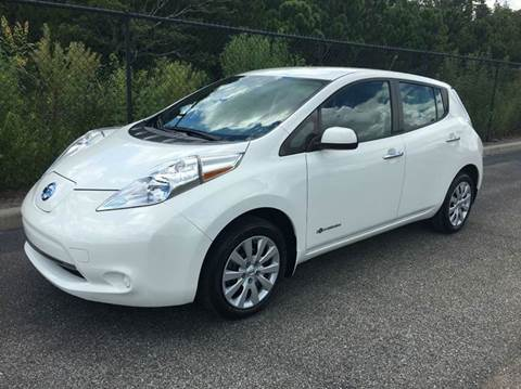 2013 Nissan LEAF for sale in Lutz, FL