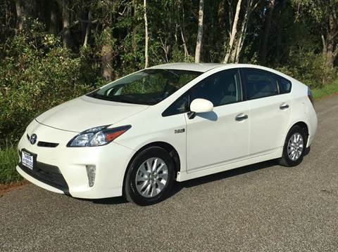 2012 Toyota Prius Plug-in Hybrid for sale in Lutz, FL