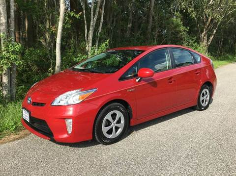 2014 Toyota Prius for sale in Lutz, FL