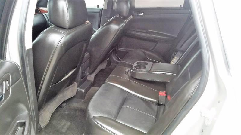 2007 Chevrolet Impala LT 4dr Sedan w/3LT - Corpus Christi TX
