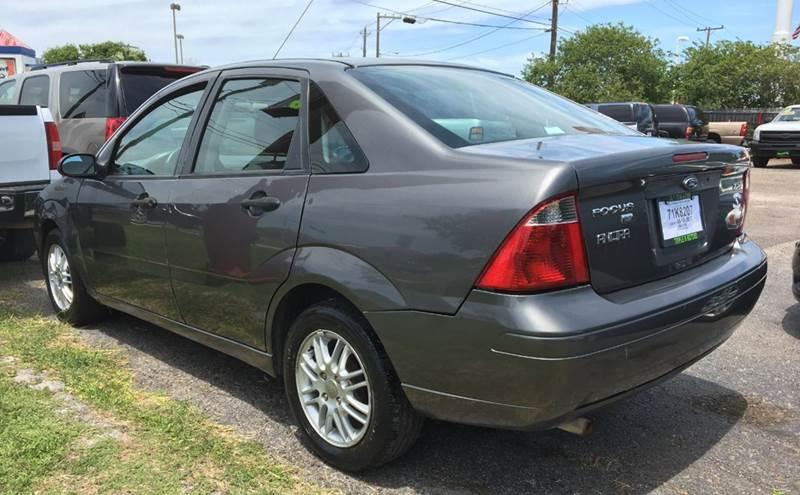 2006 Ford Focus ZX4 S 4dr Sedan - Corpus Christi TX