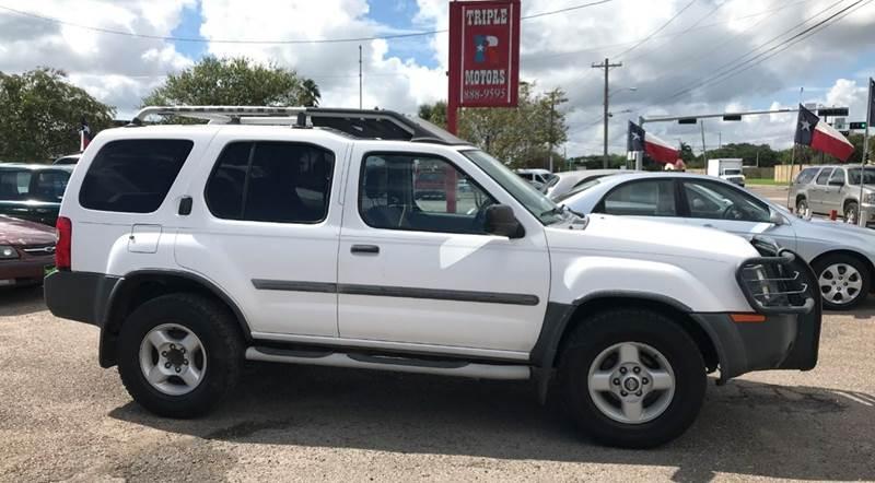2002 Nissan Xterra XE V6 2WD 4dr SUV   Corpus Christi TX