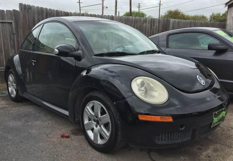 2007 Volkswagen New Beetle 2.5 2dr Hatchback (2.5L I5 5M) - Corpus Christi TX