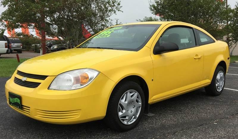 2007 chevrolet cobalt ls 2dr coupe autos post for Triple r motors corpus christi tx