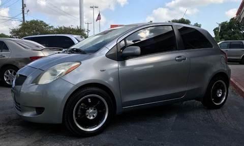 2007 Toyota Yaris For Sale In Corpus Christi, TX