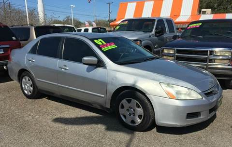 2007 Honda Accord for sale in Corpus Christi, TX