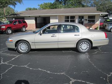 2005 Lincoln Town Car for sale in Bradenton, FL
