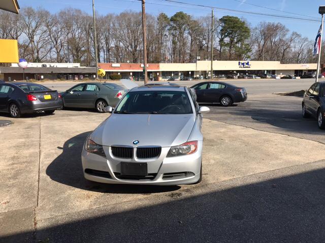 2006 BMW 3 Series 325i 4dr Sedan - Greenville NC