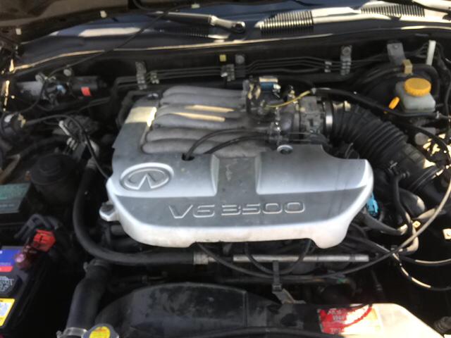 2003 Infiniti QX4 Base 4WD 4dr SUV - Greenville NC
