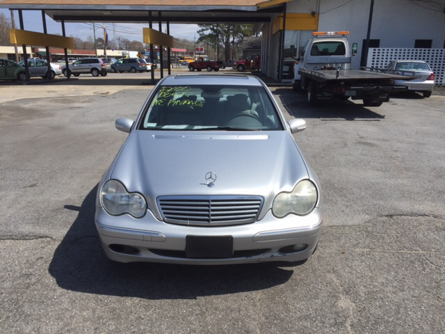 2003 Mercedes-Benz C-Class C240 4dr Sedan - Greenville NC