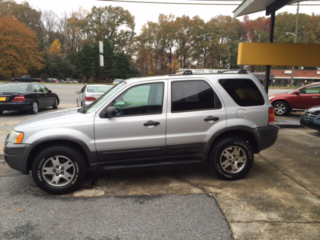 2004 Ford Escape XLT 4WD 4dr SUV - Greenville NC