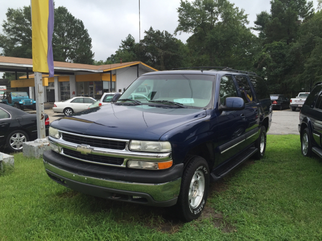 2002 Chevrolet Suburban 1500 LS 4WD 4dr SUV - Greenville NC