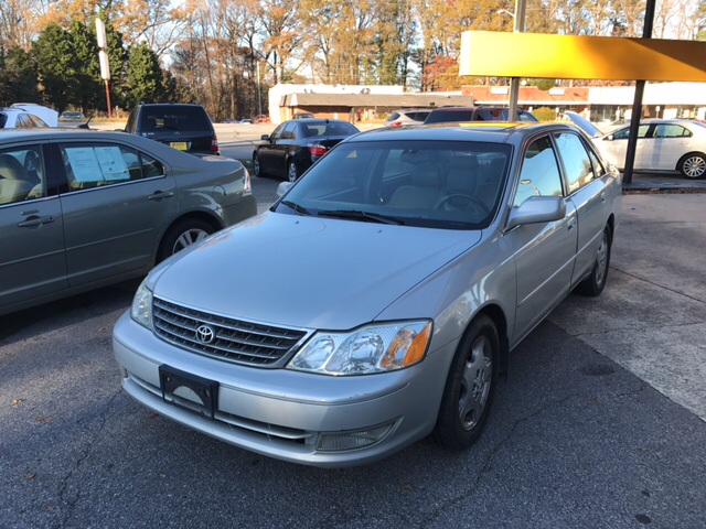 2003 Toyota Avalon XLS 4dr Sedan w/Bucket Seats - Greenville NC