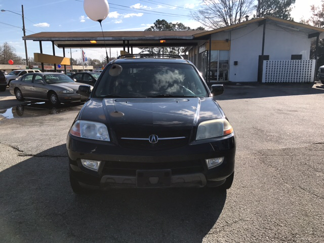 2002 Acura MDX Base AWD 4dr SUV - Greenville NC
