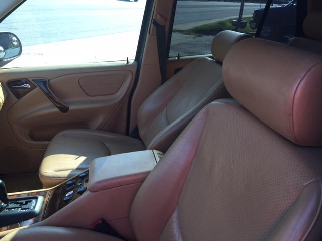 1999 Mercedes-Benz M-Class AWD ML320 4dr SUV - Greenville NC