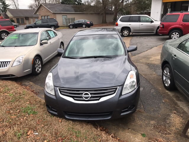 2012 Nissan Altima 2.5 S 4dr Sedan - Greenville NC