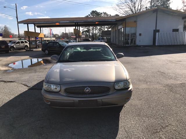 2002 Buick LeSabre Custom 4dr Sedan - Greenville NC
