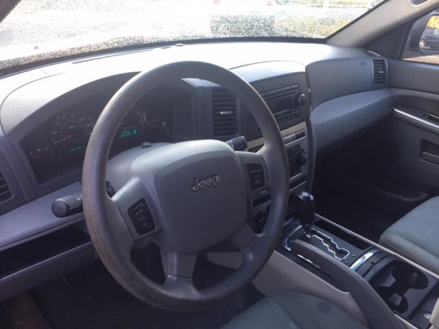 2006 Jeep Grand Cherokee Laredo 4dr SUV 4WD - Greenville NC