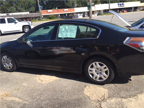 2009 Nissan Altima for sale in Greenville, NC
