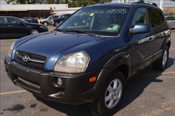 2005 Hyundai Tucson for sale in New Castle, DE