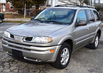 2002 Oldsmobile Bravada for sale in New Castle, DE