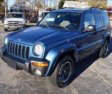 2004 Jeep Liberty for sale in New Castle, DE