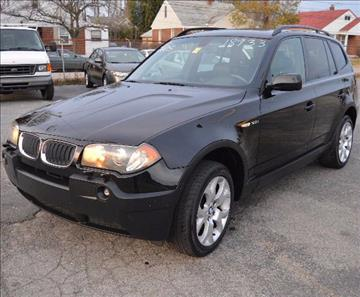 2005 BMW X3 for sale in New Castle, DE