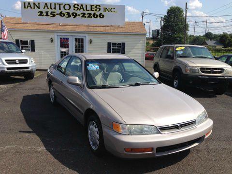 1996 Honda Accord for sale in Bensalem PA