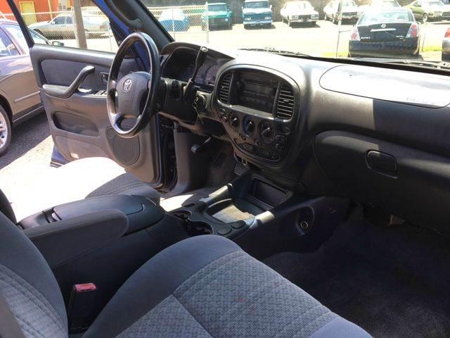 2004 Toyota Tundra 4dr Double Cab SR5 4WD SB V8 - Bensalem PA