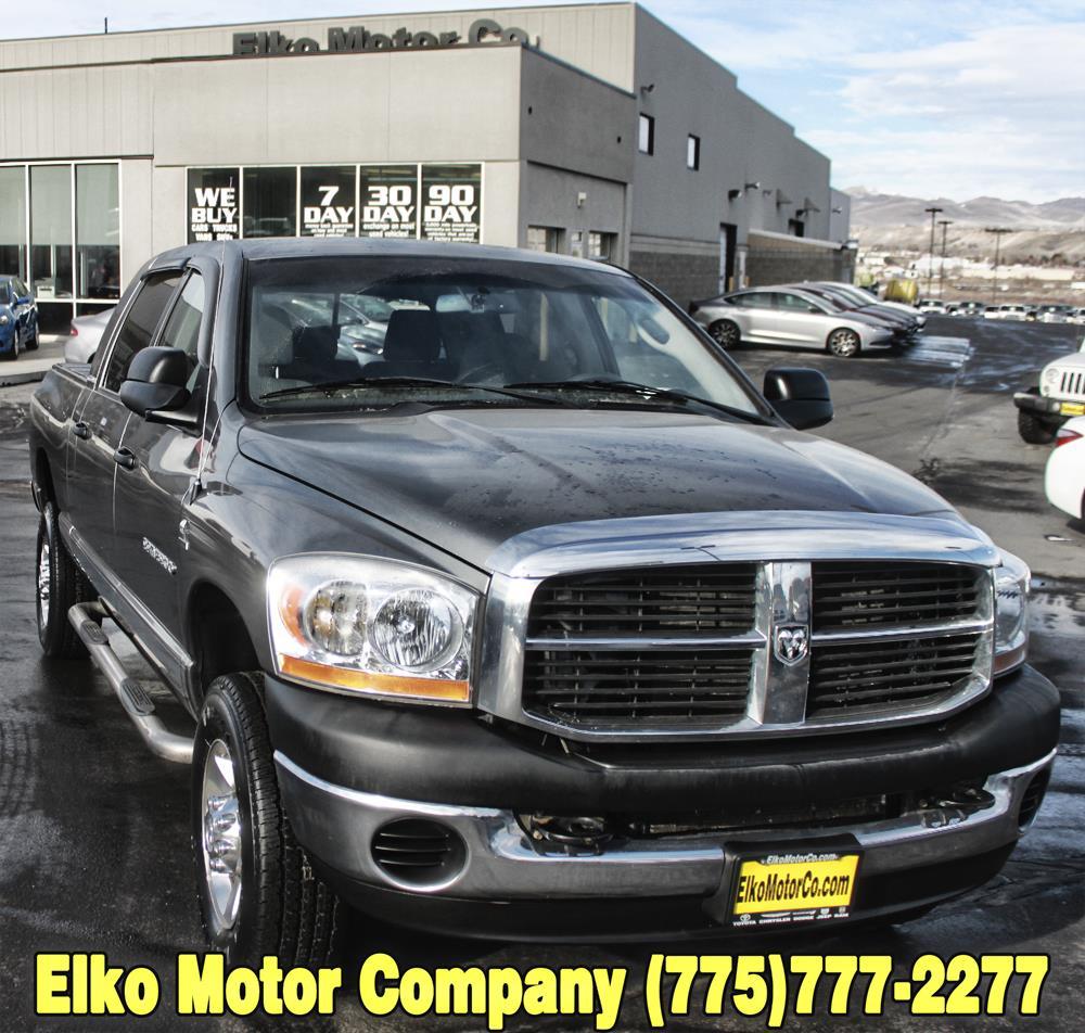 Dodge for sale in elko nv for Elko motor company elko nevada