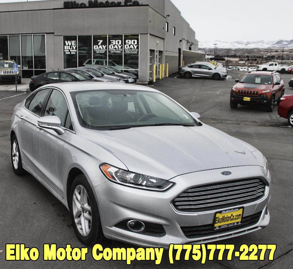 Ford fusion for sale in elko nv for Elko motors used cars