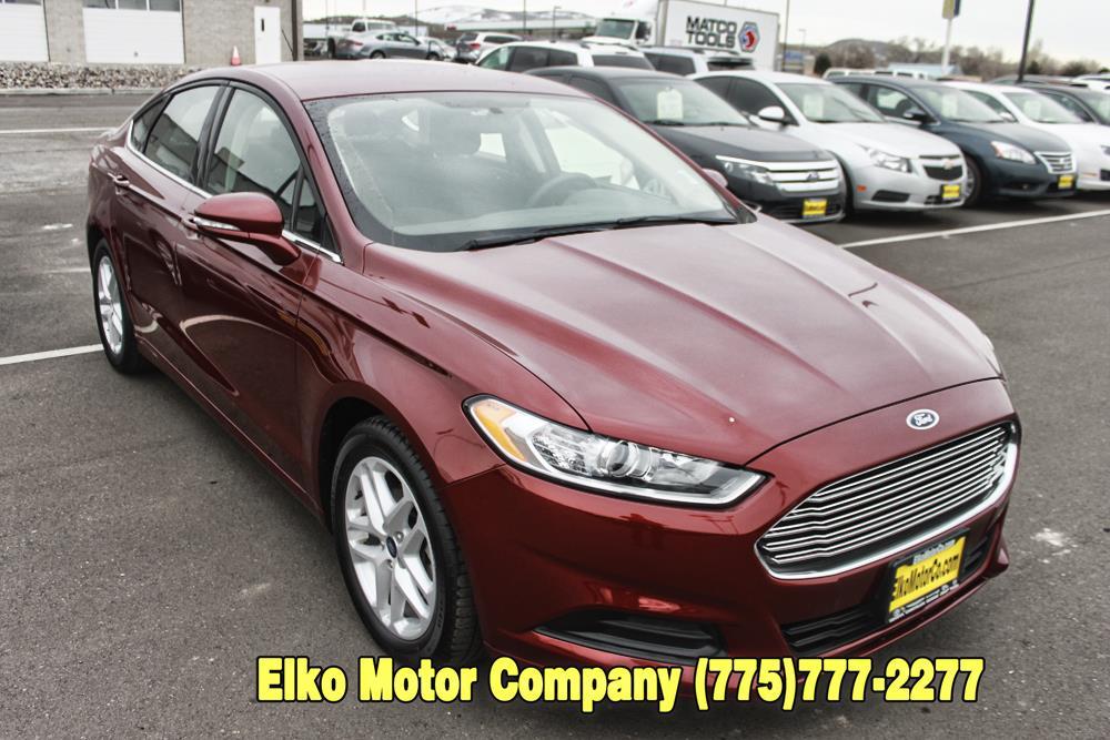 Ford fusion for sale in elko nv for Elko motor company elko nevada