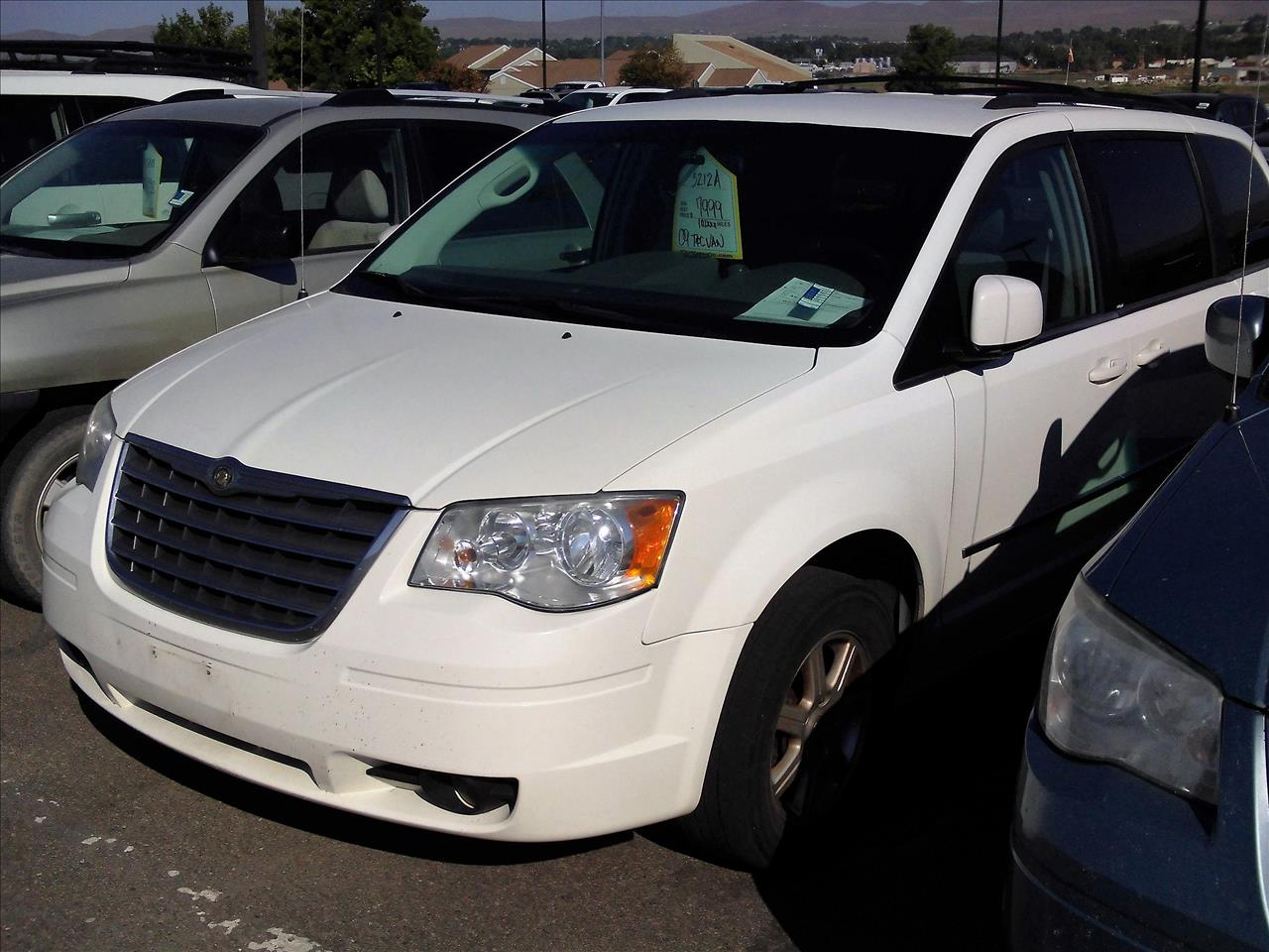 2009 chrysler town and country touring mini van 4dr in for Elko motor company elko nevada