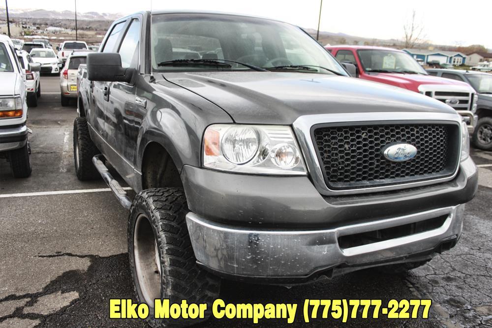 Ford f 150 for sale in nevada for Elko motor company elko nevada