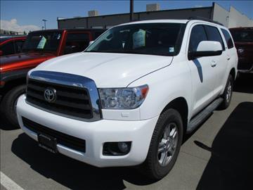 2012 Toyota Sequoia for sale in Elko, NV